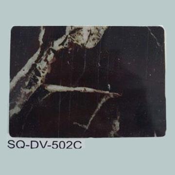 Tấm PVC trang trí -vân đá – SQ-DV-502C
